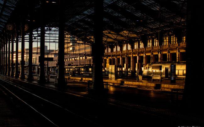 Vue Gare de Lyon