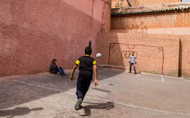 Marrakech, Maroc