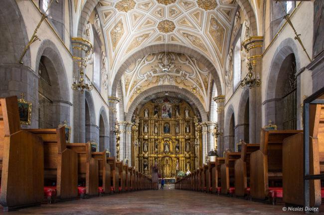 Église de Santo Domingo de Puebla