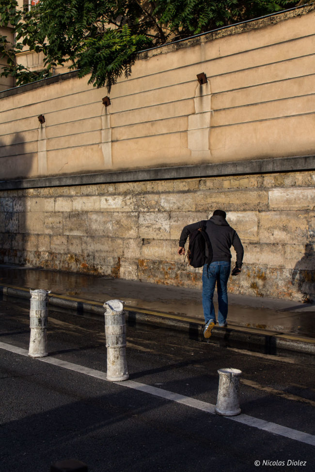 Saut, 10e arrondissement