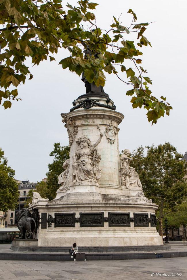 Place de la République, 10e arrondissement