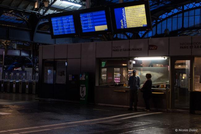 Gare de l'Est, 10e arrondissement