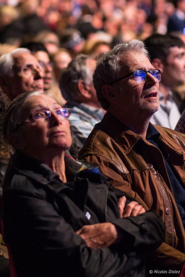Meeting de Marine Le Pen, Paris (17/04/2017)