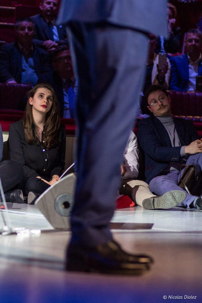 Meeting de Nicolas Dupont-Aigan, Paris (19/04/2017)