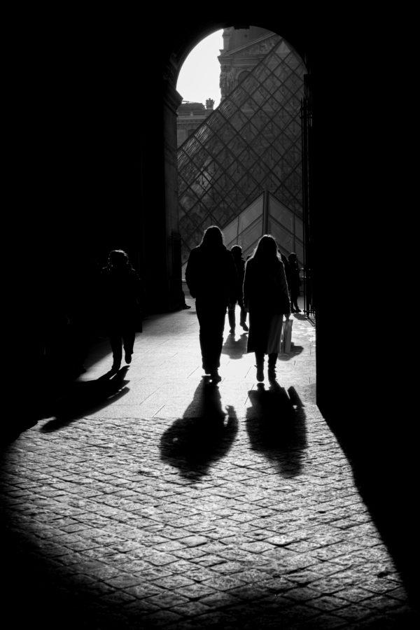 Dans la lumière - tirage limité - Nicolas Diolez