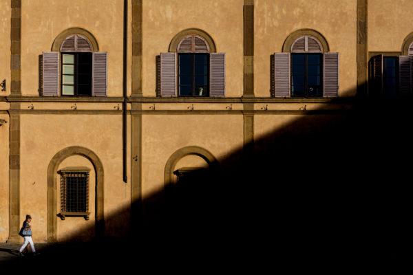 Marcher sur l'ombre - tirage limité - Nicolas Diolez